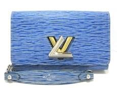 LOUIS VUITTON(ルイヴィトン)のポルトフォイユ・ツイスト チェーン
