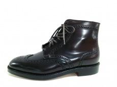 オールデンのブーツ