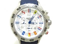 ノーティカの腕時計