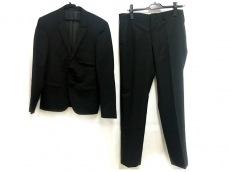 ブラックバレットバイニールバレットのメンズスーツ