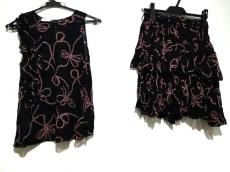 ピンコのスカートセットアップ