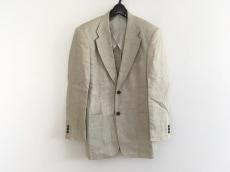 ブリティッシュカーキのジャケット
