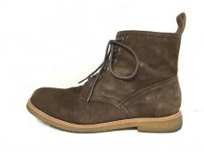 メンズビギのブーツ