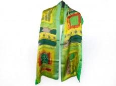 リバティのスカーフ