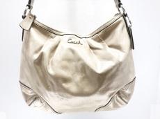 COACH(コーチ)のソーホー レザー コンバーチブル ホーボーのハンドバッグ