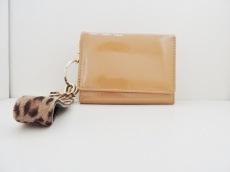 ベッカーのWホック財布