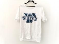 ホワイトマウンテニアリングのTシャツ
