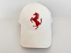 フェラーリの帽子