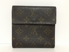 LOUIS VUITTON(ルイヴィトン)のWホックコンパクト財布