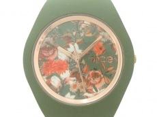 アイスウォッチの腕時計