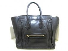 CELINE(セリーヌ)のラゲージミニショッパーのトートバッグ