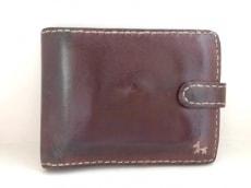 アンリークイールの2つ折り財布