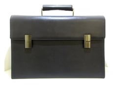 ポルシェデザインのビジネスバッグ
