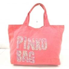 ピンコのトートバッグ