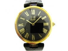 ダンヒルの腕時計