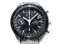 OMEGA(オメガ)/腕時計/スピードマスター マーク40コスモス/型番:3520.5/黒/SS/クロノグラフ