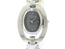 リンクスの腕時計