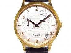 ZENITH(ゼニス)/腕時計/クラスエリート/型番:17.1125.655/アイボリー