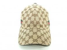 グッチの帽子