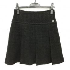 シャネルのスカート