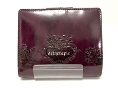 アルセラピィの2つ折り財布