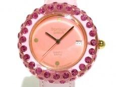ボンボンウォッチの腕時計