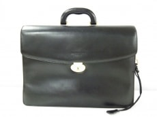 ジャンフランコロッティのビジネスバッグ