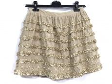 マヌーシュのスカート