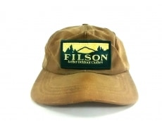 フィルソンの帽子