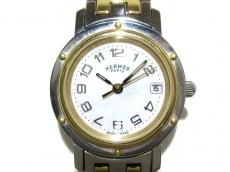 HERMES(エルメス)のクリッパーナクレの腕時計