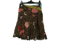 ブルマリン・アンナモリナーリのスカート