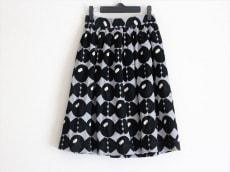 プープレのスカート