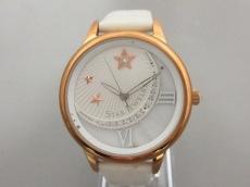 スタージュエリーの腕時計