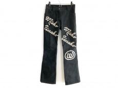 ミエコウエサコのジーンズ