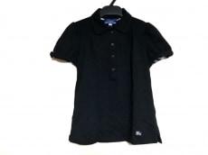 バーバリーブルーレーベルのポロシャツ