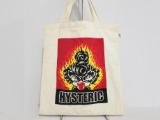 ヒステリックミニのトートバッグ