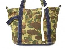 テンベアのショルダーバッグ