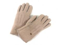 エミュの手袋