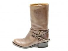 ラルフローレンコレクション パープルレーベルのブーツ