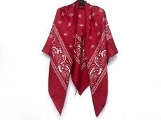 バレンシアガのスカーフ