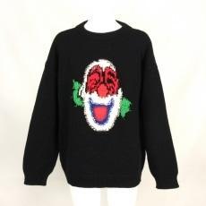 セリーヌのボクシークルーネックセーター
