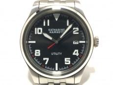 キャサリンハムネットの腕時計