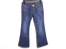 バーバリーブルーレーベルのジーンズ