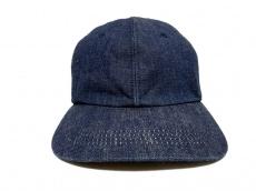 モモタロウジーンズの帽子