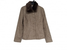 バーバリーブルーレーベルのジャケット