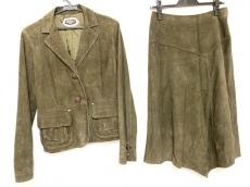 マーレンダムのスカートスーツ
