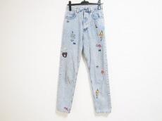 グッチのジーンズ