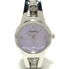 フォッシルの腕時計