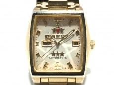 オリエントの腕時計