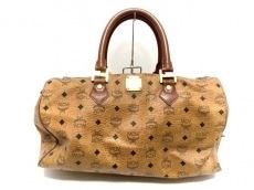 エムシーエムのボストンバッグ